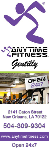 Anytime Fitness Gentilly