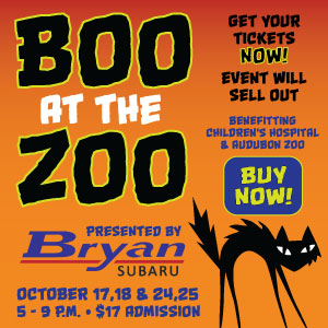 Boo at the Zoo 2015 Square