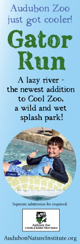 Cool Zoo, a wild and wet splash park, is one of the top water parks in New Orleans.
