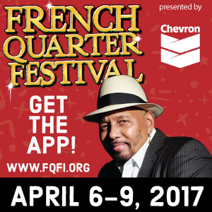 French Quarter Fest 2017