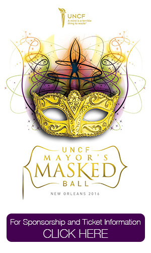 The UNCF Mayor's Masked Ball is one of New Orleans' signature fundraising galas and premier social events