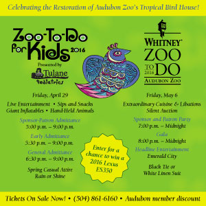 Zoo to Do 2016 Square