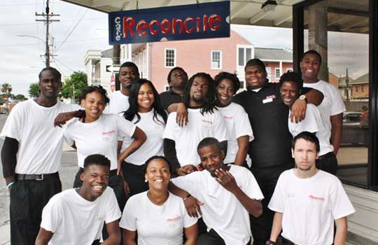 Cafe Reconcile, Liberty's Kitchen, and Cafe Hope providing New Orleans youth with skills to build successful futures | IntheNOLA.com