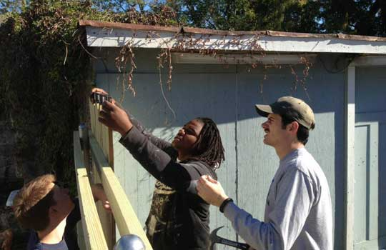 Youth Rebuilding New Orleans | IntheNOLA.com