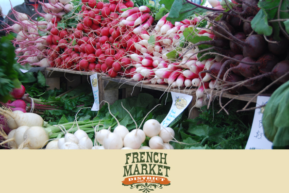 French Market's Flea & Farmers Market | New Orleans Markets | InthekNOwla.com