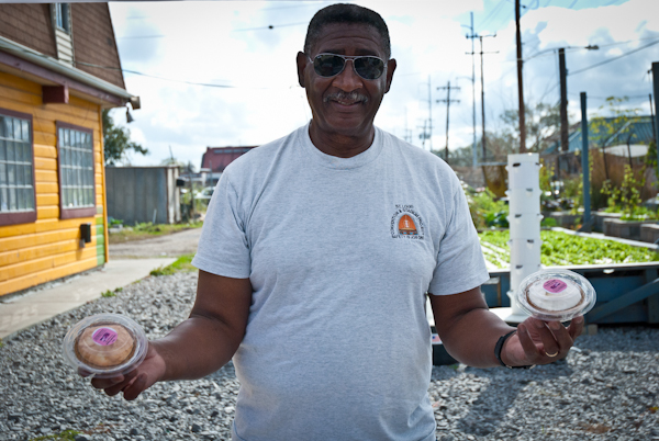 The Native's Guide to Sweets: Mr. Erskine Taylor, the 'Pie Man' | IntheNOLA.com