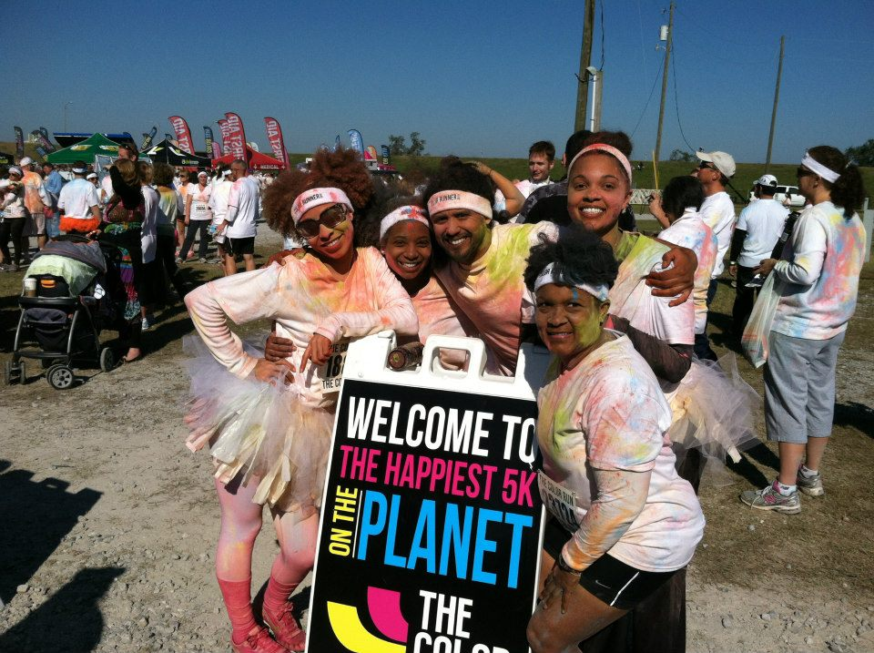 The Color Run New Orleans | IntheNOLA.com