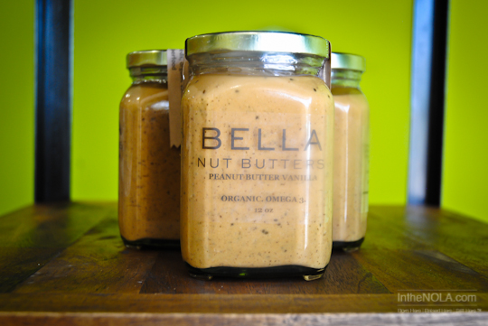 Organic, raw, handcrafted food shows up in Gentilly at 'Bella Nut Butters' | IntheNOLA.com
