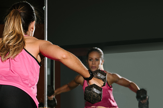 Fitness after the 'holidays'? Personal trainer Tracey Wiley at Drive Sports Performance is waiting for you. | IntheNOLA.com