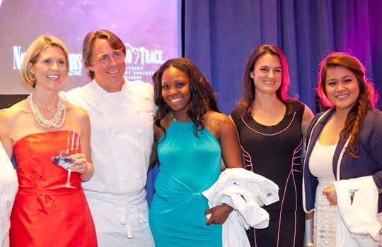 Chef John Besh creating culinary leaders with Chefs Move! Scholarship 2014 | IntheNOLA.com