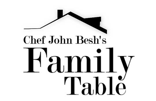 Chef John Besh Family Table | IntheNOLA.com
