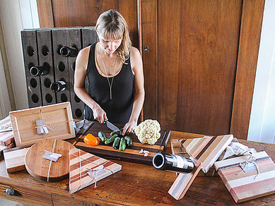 Small Business Holiday Shopping: NOLA BOARDS, local 'handcrafted cutting boards' | IntheNOLA.com
