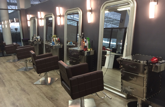 From Gentilly to Downtown, Ringletts Salon opens new 'express' location in Hilton Riverside | IntheNOLA.com