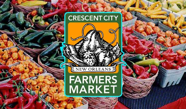 Crescent City Farmers Market | New Orleans Markets | InthekNOwla.com