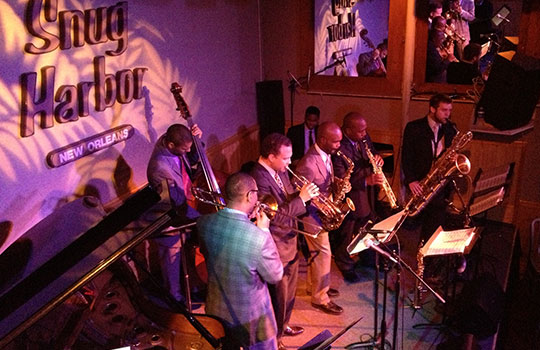 Delfeayo Marsalis brings new thunder to Snug Harbor | IntheNOLA.com