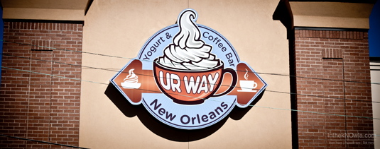 Ur Way Yogurt & Coffee Bar New Orleans | IntheNOLA.com