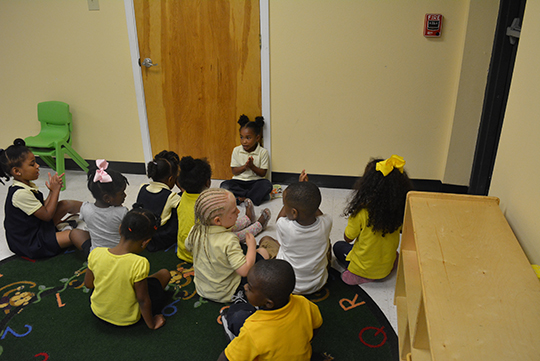 The IntheNOLA Baby heads to school at 'Winn's Discovery Center' in Gentilly   IntheNOLA.com