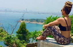 'NOLA Girl Gone Green' Nicolette Colly goes to Asia!