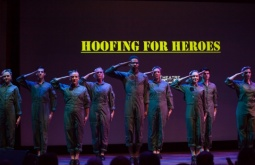 Theatre on Tap's 'Hoofing for Heroes': Stars, stripes, and salutes