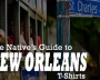 The Native's Guide to New Orleans T-Shirts