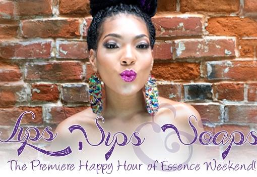 Lips, Sips and Soaps: The Premiere Essence Happy Hour with Magnolia Makeup, Bayou Soap, Bissap Breeze, Jack Daniel's, July 3-5