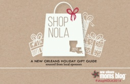 shopNOLA 2014: A locally sourced holiday gift guide by the New Orleans Moms Blog