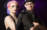 Love IntheNOLA: Burlesque performer Bella Blue and AJay Strong