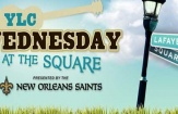 'Wednesday at the Square,' the YLC's free 12 week concert, starts up March 6
