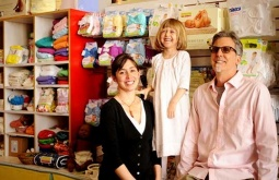 Entrepreneur Spotlight: Erin Reho Pelias of 'ZukaBaby,' a natural parenting boutique