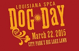 Louisiana SPCA hosts 33rd annual 'Dog Day Walk-a-thon and Festival,' March 22