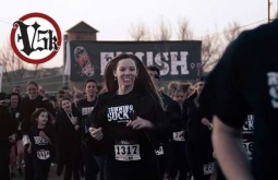 'Vampire 5K' raises money for Mission to Hear Foundation