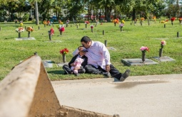 NOLA dads celebrate Father's Day: Photographer Geovanni Velasquez of Black and Geauxld Photography
