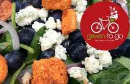 Fresh, healthy food delivered to your door by mobile food company, Green to Go NOLA