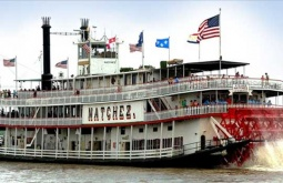 Enjoy an 'Easter Jazz Brunch' on the Steamboat NATCHEZ with special appearance from the Easter bunny