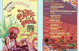 'Jazz in the Park' kicks off Thursday, April 17 with Glen David Andrews, 5th Ward Weebie, Landry-Walker Marching Band
