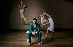 New Zealand's premier contemporary dance company 'Black Grace' debuts in New Orleans, February 28