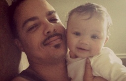 First time NOLA daddies celebrate Father's Day: Artist Varion Laurent