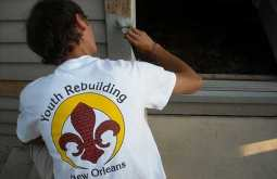 'Youth Rebuilding New Orleans' is tackling blight one house at a time