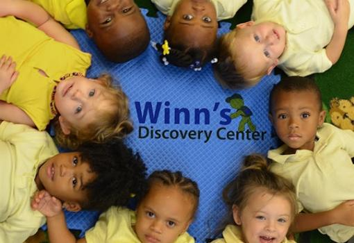 The IntheNOLA Baby heads to school at 'Winn's Discovery Center' in Gentilly