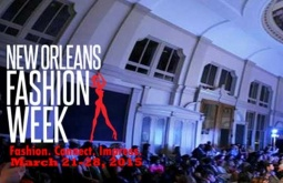 New Orleans Fashion Week model casting call to rock the runway, January 18, 24, 25