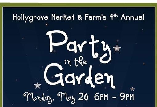Hollygrove Market and Farm's 4th Annual Party in the Garden