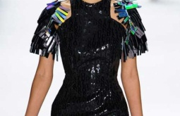 Sandhya Garg, winner of New Orleans Fashion Week's 2014 Top Design Competition
