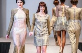 Ashley Gunkel, winner of Fashion Week NOLA's 2013 Top Design Competition