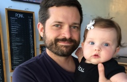 First time NOLA daddies celebrate Father's Day: Seth Hamstead of Cleaver and Co.