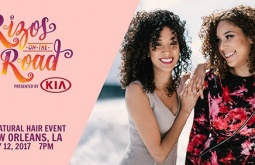 Calling all curly girls! NOLA's RisasRizos hosts 'Rizos on the Road Presented by Kia Motors,' May 12