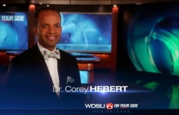 NOLA dads celebrate Father's Day: Dr. Corey J. Hebert