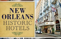 Omni Royal New Orleans to host 'New Orleans – Historic Hotels' book signing with Paul Oswell and The History Press