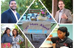 FirstLine Schools, Dinner Lab's 'Dinner After the Bell' brings young professionals together