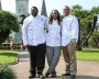 Chef John Besh's 'Chefs Move Scholarship' recipients are focused on success in the culinary industry