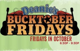 Deanie's Seafood announces music line-up for third annual 'Bucktober Friday' concert series